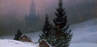 Caspar David Friedrich, χειμερινό τοπίο, Ο χειμώνας ως έργο τέχνης