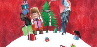 Χριστούγεννα στο Δάσος, από τις εκδόσεις Διάπλαση