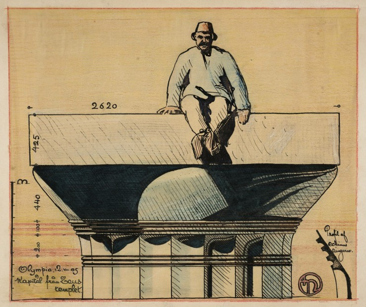 Φινλανδοί Αρχιτέκτονες- Usko Nyström- Ολυμπία