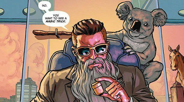Νέες σειρές Ιανουαρίου από την Image Comics.