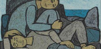 Έκθεση της Δημοτικής Συλλογής Έργων Τέχνης Ελευσίνας - Β' Μέρος, Γιώργος Σικελιώτης