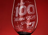 The Enthusiast 100, wine list