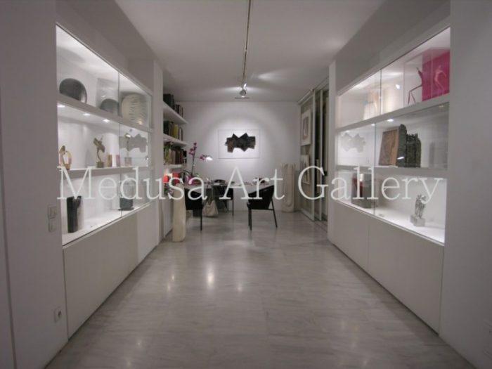 «Ένα Ελληνικό καλοκαίρι» στην αίθουσα τέχνης Μέδουσα