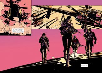 Νέες σειρές Φεβρουαρίου από την Image Comics