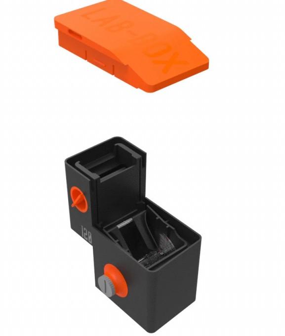 Ο μηχανισμός του LAB-BOX.