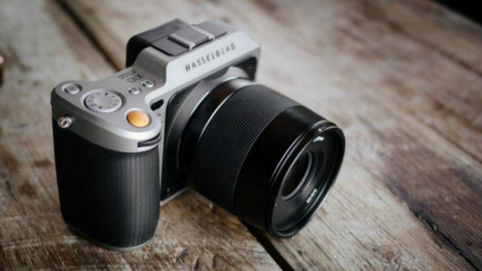 Μια από τις Mirrorless Φωτογραφικές Μηχανές, Hasselblad X1D.