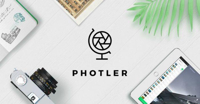 Το Photler, η νεα υπηρεσία για φωτογράφους ταξιδιού.