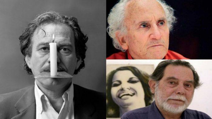 Γ. Βαλαβανίδης, Γ. Κουνέλλης, Δ. Μυταράς: Η Τέχνη «έχασε» σήμερα