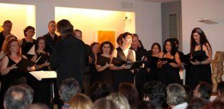 Έρωτας είναι ..... από την Χορωδία του Δήμου Αθηναίων την Tρίτη 14 Φεβρουαρίου