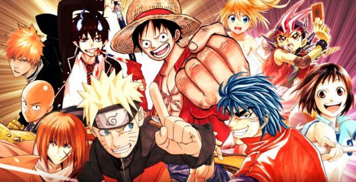 κατηγορίες των manga και anime