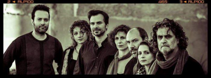 Οι Guitarte Ensemble στο Θέατρο Βαφείο - Λάκης Καραλής στις 2 και 4 Απριλίου 2017