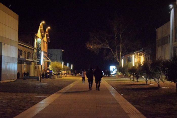 Το λιμάνι όπου στεγάστηκε το 19ο Φεστιβάλ Ντοκιμαντέρ Θεσσαλονίκης