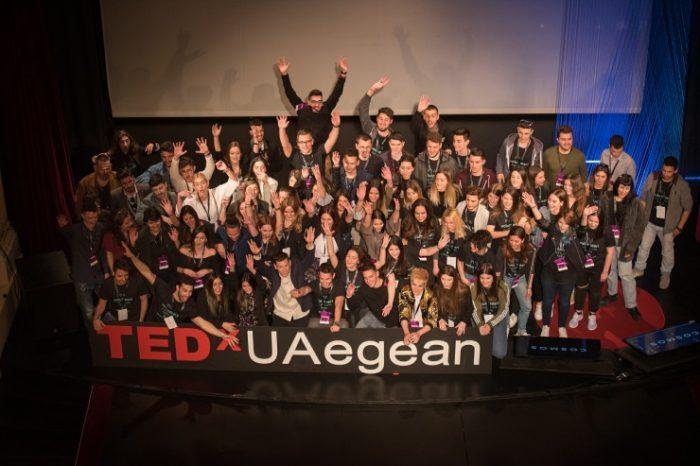 TEDxUniversityoftheAegean 2017- Εθελοντές και Ομάδα Διοργάνωσης