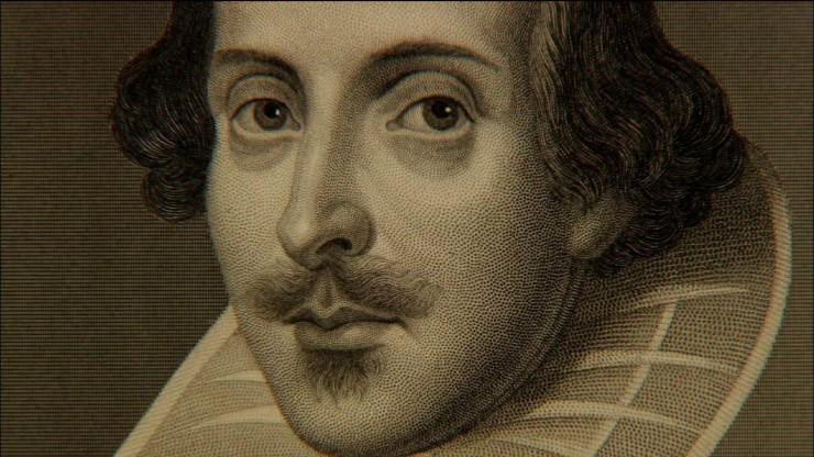 Ουίλιαμ Σαίξπηρ ( William Shakespeare), το πορτραίτο