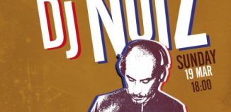 Dj Noiz Live στο Buba Bistrot Exotique την Κυριακή 19 Μαρτίου