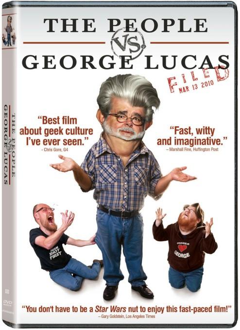 Η αφίσα της ταινίας The people VS George Lucas του Alexandre O. Philippe