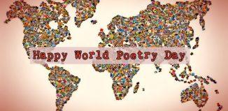 World Poetry Day - Παγκόσμια Ημέρα για την Ποίηση