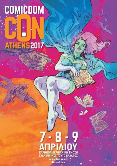 Comicdom Con