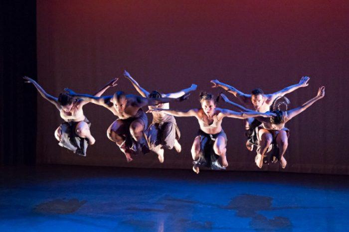 Η ομάδα χορού του UCSB