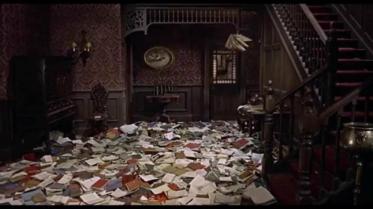 """Fahrenheit 451""-Σκηνή ταινίας"