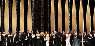 Κάννες 2017, Οι νικητές του διαγωνισμού