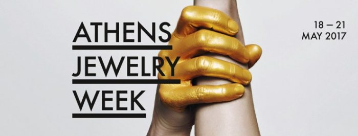 Logo Athens jewelry week