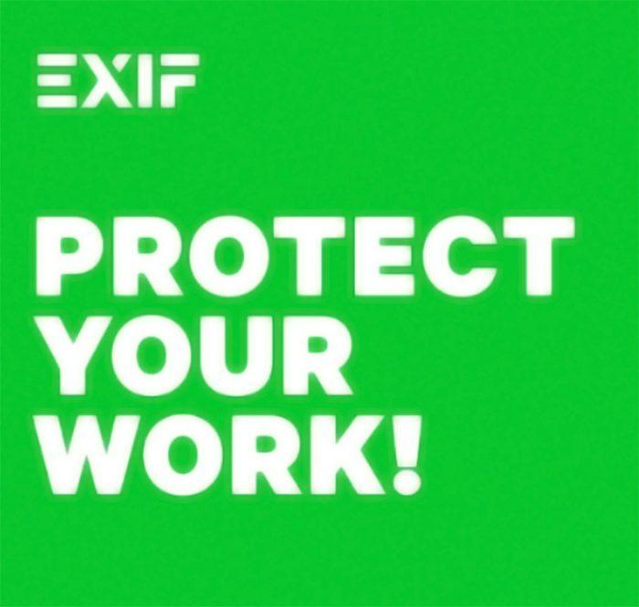 Το Exif.co μια νεα φωτογραφική υπηρεσία αφιερωμένη στην προστασία των πνευματικών δικαιωμάτων.