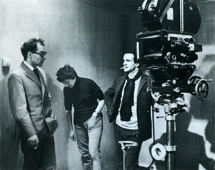 Ο Truffaut και οι κάμερες