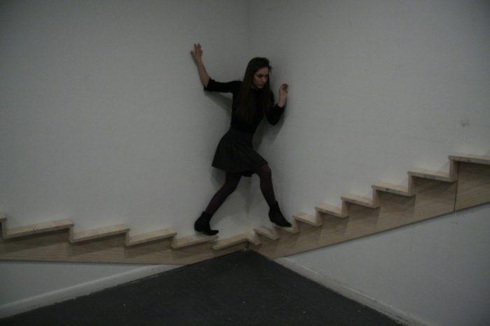 Ατομική έκθεση της Λυδίας Ανδριώτη. Gazi Hall spaces