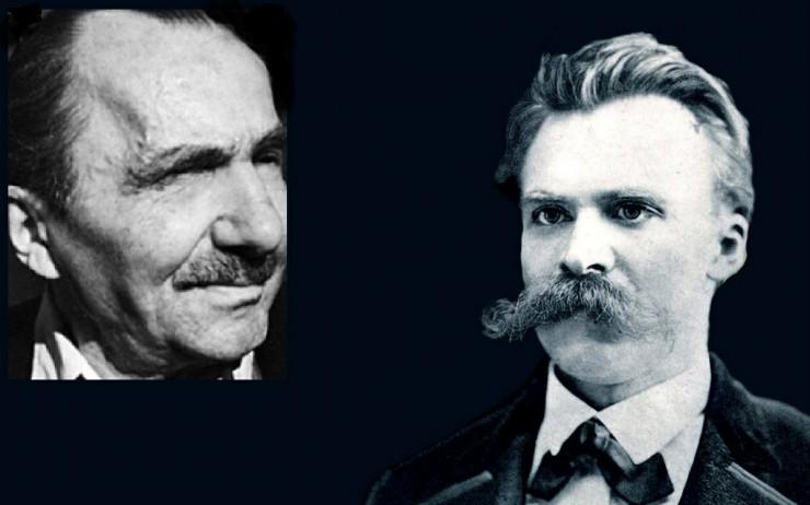 Ο Νίκος Καζαντζάκης και ο Nietzsche