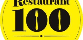 Restaurant 100 awards logo_