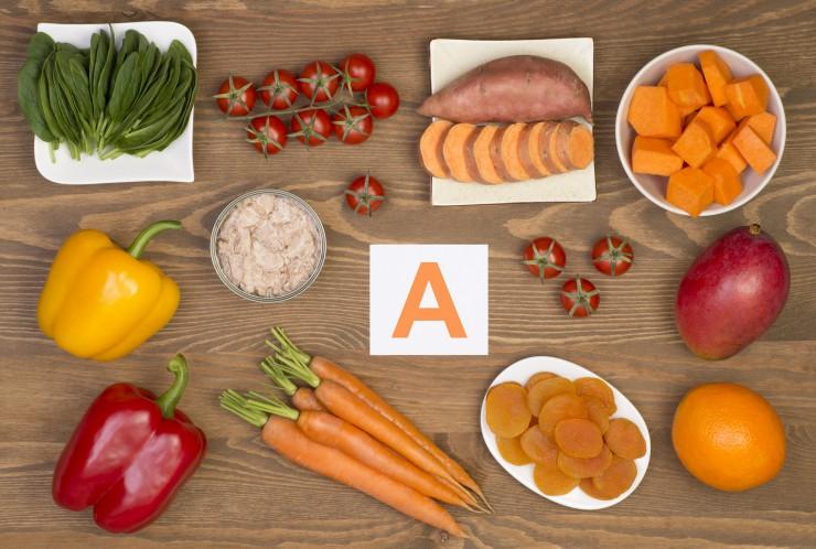 Βιταμίνη A - για την καλή όραση και την προάσπιση του ανοσοποιητικού