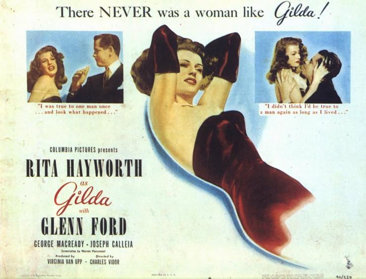 Gilda, του Τσαρλς Βίντορ