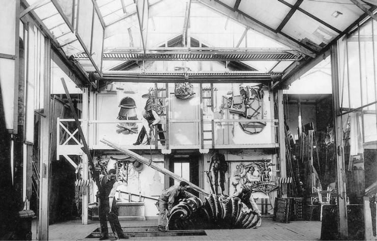 Ταξίδι στο Φεγγάρι, Ζώρζ Μελιέ,1902