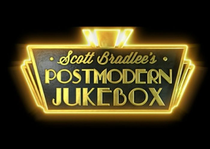 Το logo των Postmodern Jukebox