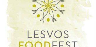 LesvosFoodFest logo