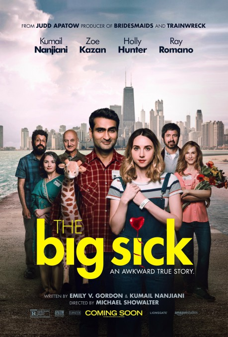 The Big Sick, Επίσημη αφίσα της ταινίας