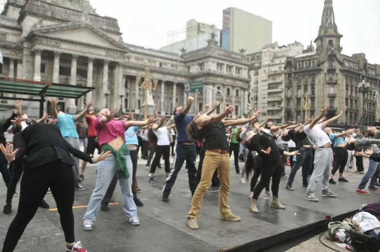 Working Dancers © Javier Fuentes