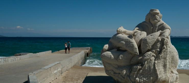 παραλία Ιερισσός
