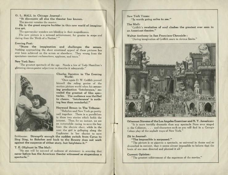 Μισαλλοδοξία, 1916