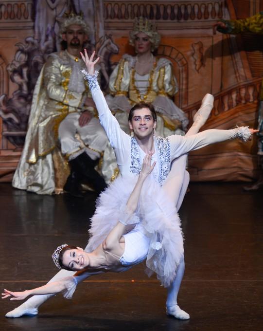 «Ωραία Κοιμωμένη» παράσταση Russian Ballet Theatre