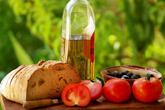 Μεσογειακή-Διατροφή κατά της άνοιας