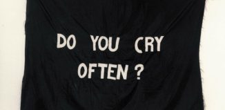 Do you cry often?