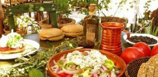 Κρητική παραδοσιακή κουζίνα