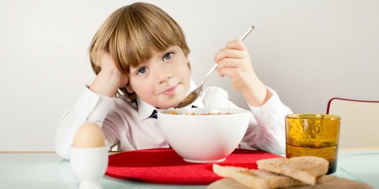 πρωινό γεύμα παιδική διατροφή