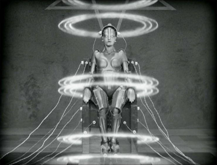 «Μητρόπολις» - Το αριστούργημα του Φρίτς Λάνγκ