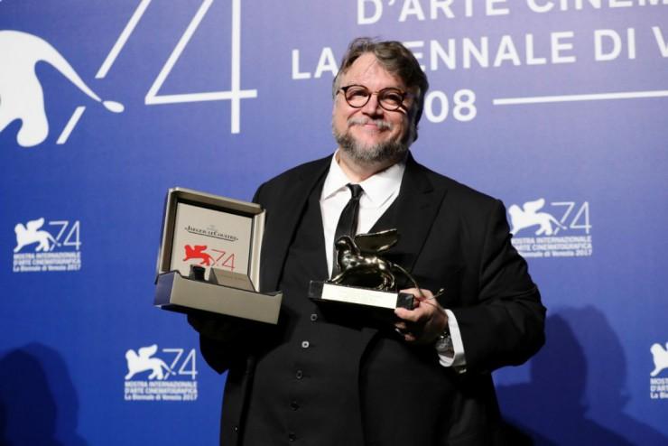 Φεστιβάλ Βενετίας, ο μεγάλος νικητής Γκιγιέρμο Ντελ Τόρο