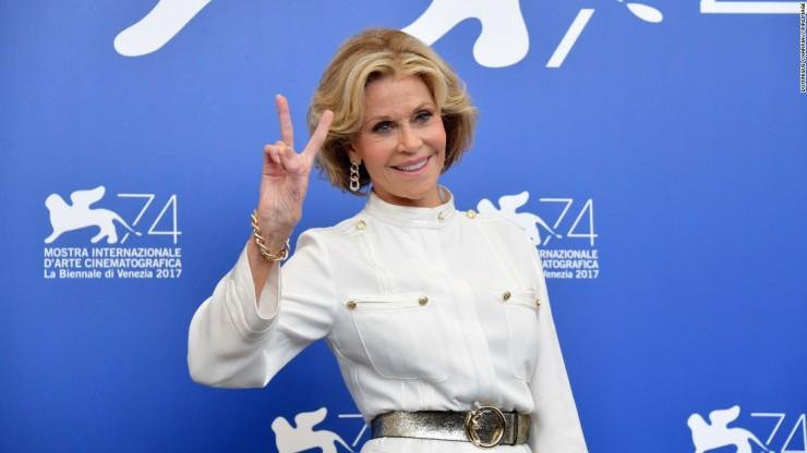 Φεστιβάλ Βενετίας, Jane Fonda