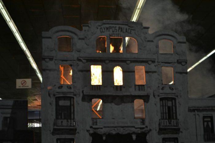 Έγινε η σπίθα πυρκαγιά