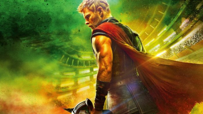 Thor Ragnarok - Chris Hemsworth